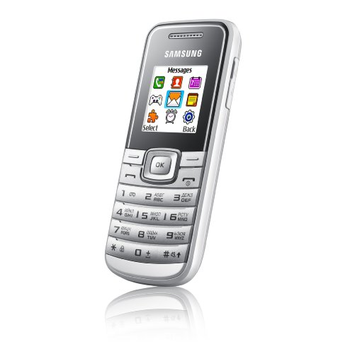 caseroxx cable cargador Samsung-C/âble para Samsung GT-E1200 cable flexible y estable en negro Cargador de alta calidad con fuente de alimentaci/ón para cargar el m/óvil
