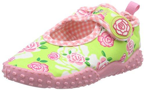Playshoes Uv Protection Aqua Roses, Chaussures de Sports Aquatiques Mixte Enfant Rose (original 900)