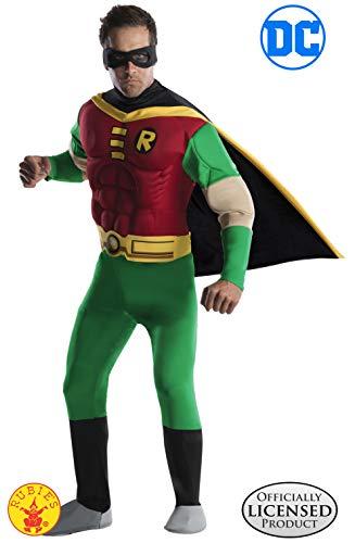 Rubies 3 888078 s - Kostüm Robin Muscle Chest Adult Größe S