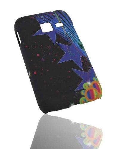Handy Tasche Hard Case Cover für Samsung Galaxy Ace Duos GT-S6802 / Handytasche Schutzhülle Design 17