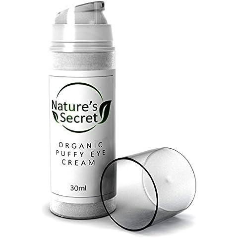 Segreto della Natura 100% Crema Occhi Gonfi Naturale e Organica (30ml)
