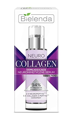 BIELENDA NEURO COLLAGEN Neuromimetikums Antifalten Serum Tag / Nacht 30 ml