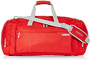 American Tourister X - Bag Casual 2 Nylon 65 cms Red Travel Duffle (40X (0) 00 009) Medium Luggage