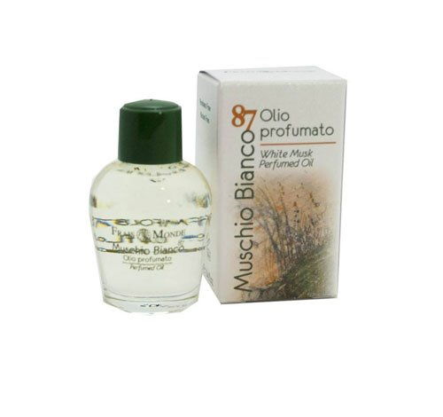 Frais Monde olio profumato muschio bianco 87 12 ml