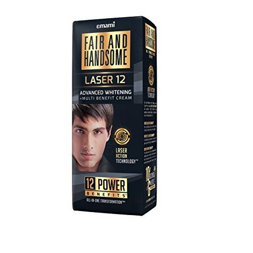 Fair and Handsome Laser 12 Advanced Whitening Multi Benefit Cream, 30g