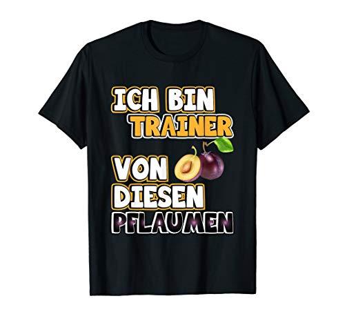 Herren Trainer Outfit für Fussballtrainer T-Shirt