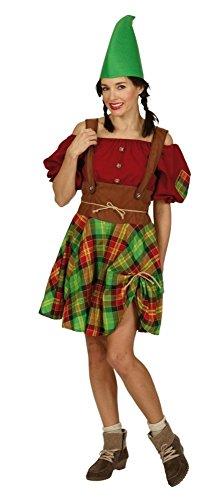 Zwergin Kostüm für Zwerg Kostüm für -