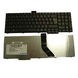 Clavier Français AZERTY pour ordinateur portable ACER Aspire 7730ZG Noir - Visiodirect -