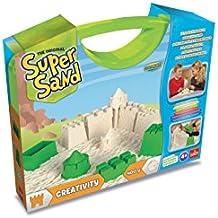 Super Sand Arena - Maletín creativo (Goliath 83232)