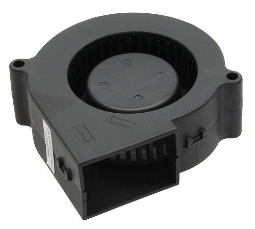 Titan TFD-B7530M12C Lüfter, 76,2 x 72 x 29,5mm, radial, kugelgelagert schwarz -