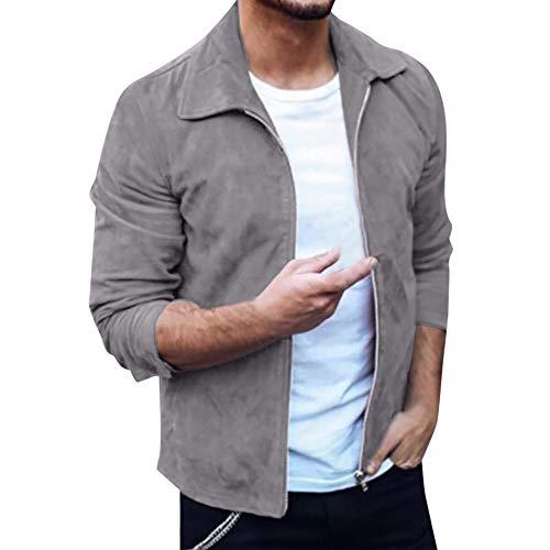Winter reißverschluss schlank Langarm Anzug Jacke Trenchcoat top Bluse Jacke Outwear ()