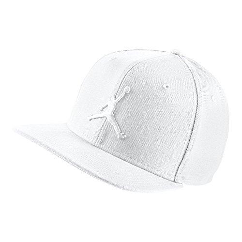 ff50e1749e7b4 Gorra Jordan – Jumpman Snapback blanco talla  Ajustable - Buy Online in  Oman.