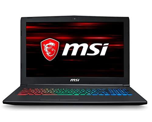 "Portatile Gaming MSI GF62-048ES 15,6"" i7-8750H 16 GB RAM 256 GB SSD + 1 TB SATA"
