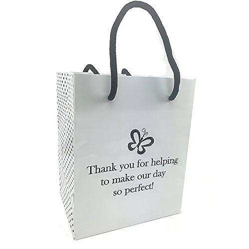 Gift Bags Wedding: Wedding Gift Bags: Amazon.co.uk