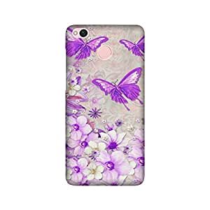 Yashas High Quality Designer Printed Case & Cover for Xiaomi Redmi 4 (Art Pattern)