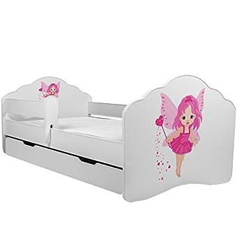 Letti Per Bambini 160 Cm.Mobili E Kobi Lettino Per Bambini Letto Ragazza Con Unicorno
