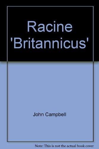 Racine 'Britannicus'
