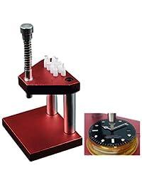 20stk Uhrengehäuse Presser Stirbt Drücker Presswerkzeug Druckplatte Uhrmacher