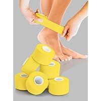 KK Sporttape 3,8 cm x 10 m gelb preisvergleich bei billige-tabletten.eu