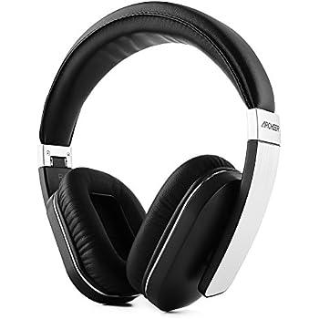 Casque Audio Bluetooth Casque Sans Fil Pliable Casque Stéréo Antibruit APTX Circum-Aural Écouteurs Filaire avec Microphone Intégré Oreillette 14H d'Autonomie Mains Libres Compatible avec iPhone, Sumsung, iPad, PC, Tablettes, Smartphones