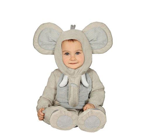 Fiesta Guirca Elefantkostüm Elefant Baby Kostüm Tierkostüm - Elefanten Baby Kostüm