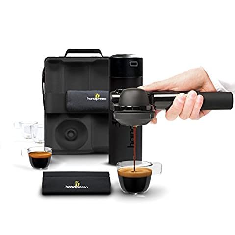 Handpresso Outdoor Set (Barche Bere)