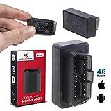 Maclean MCE200 OBD2 dispositif de diagnostic Bluetooth 4.0 iOS