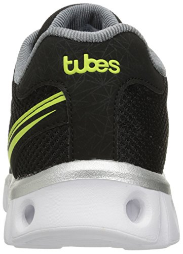 K-Swiss X Lite Athletic CMF, Chaussures Multisport Outdoor Homme, Taille Unique Noir - Black (Black/Chrcl/Yellow 093)