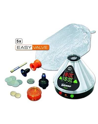 Weedness Vaporizer Volcano Digit + Easy Valve Starterset - Kräuterverdampfer Herb Vaporiser Verdampfer Pen