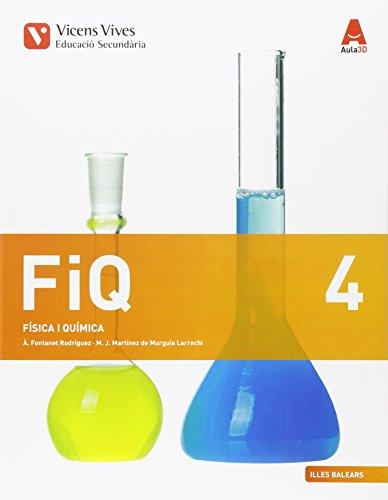 FIQ 4 FISICA BAL (FISICA I QUIMICA) ESO AULA 3D: 000001 - 9788468237756