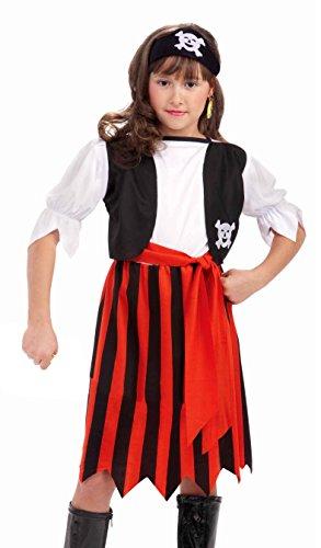 FORUM Novelties Piraten-Lass Kostüm
