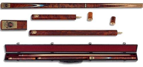 """Profi-Snookerqueue Riley Burwat, inkl. Koffer """"Luxus"""". Art_116901"""