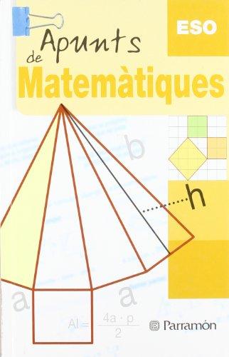 APUNTS DE MATEMATIQUES (Apuntes)