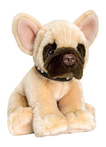 Bulldog francés de peluche. Adorable. 35 cm