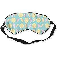 Citrus Lemon Seamless Art Sleep Eyes Masks - Comfortable Sleeping Mask Eye Cover For Travelling Night Noon Nap... preisvergleich bei billige-tabletten.eu