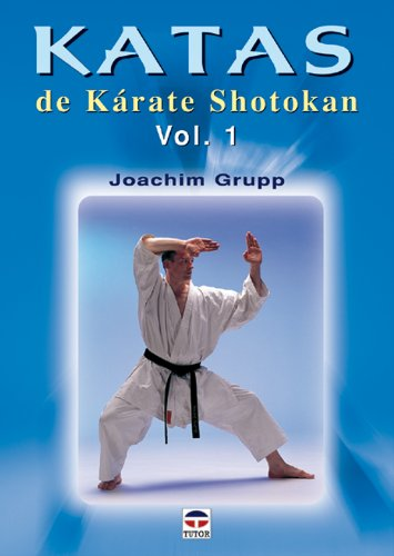 Katas de kárate shotokan 1 por Joachim Grupp