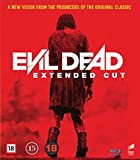 Evil Dead (2013) Extended Unrated Version [BLU-RAY] Remake