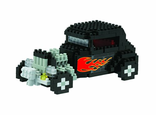 Nanoblock STS Plus Classic Hot Rod Kit by Nanoblock