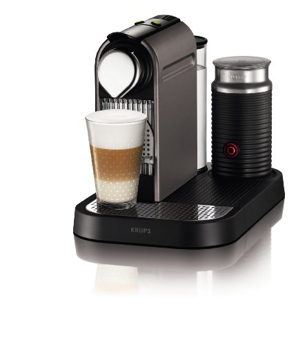 Krups XN 7101 Nespresso CitiZ & Milk Titan, Plus X Award & Reddot Design Award