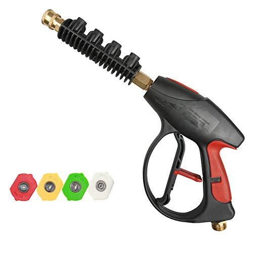 Yeldou Pressure Washer Gun Handle, 3000 PSI Power Spray Gun...