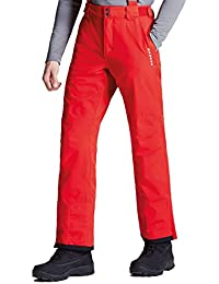 Dare 2b Certify Pant II Waterproof and Breathable Pantalones de esquí, Hombre, Code Red