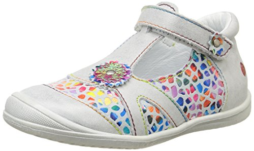 GBB Maryse, Babies fille Multicolore (18 Vtc Gris Clair/Mosaic Dpf/Zafra)