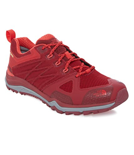 The North Face W Ultra Fastpack Ii Gtx, Scarpe da Camminata Donna Rosa (Bikngrd/Melonrd)