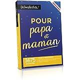 WONDERBOX - Coffret cadeau - POUR PAPA ET MAMAN