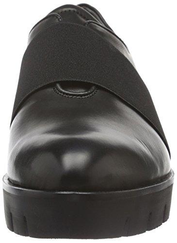 Kennel Und Schmenger Schuhmanufaktur Milla, Mocassins Femme Noir - Schwarz (schwarz/black Sohle schwarz 530)