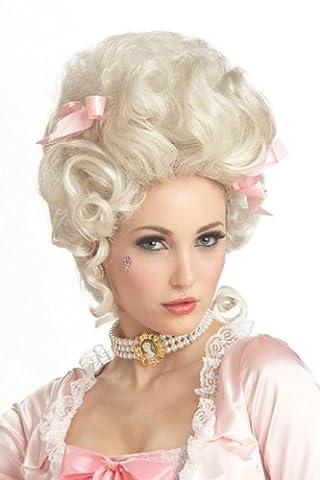 California Costumes Marie Antoinette Wig (Blonde)