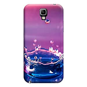 Desicase Samsung Note 3 Neo Galaxy Wallpaper 3D Matte Finishing Printed Designer Hard Back Case Cover (Multicolor)