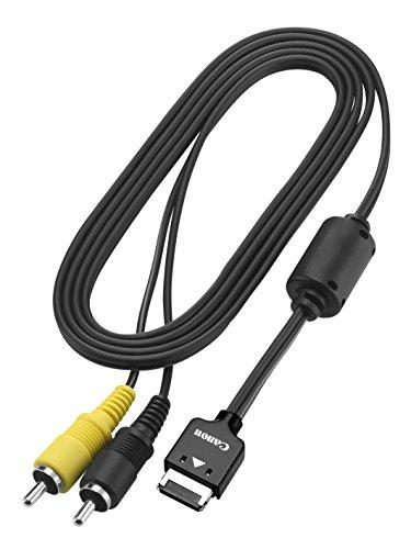 Canon Av-kabel (Canon AVC-DC200 AV-Kabel IXUS/IXUS V/V²/V³/IXUS II/Iis)