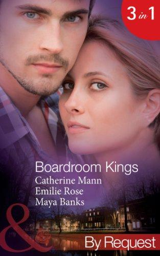 book cover of Boardroom Kings