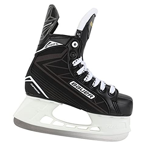 Bauer 140 Ice Hockey Skate With Free Sharpening Size 4